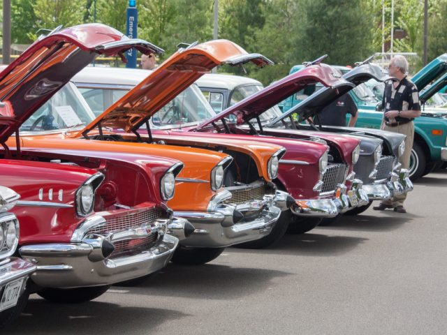 Car Show Picture 1